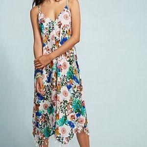 🎉HP🎉Anthropology Allihop Martina Floral dress